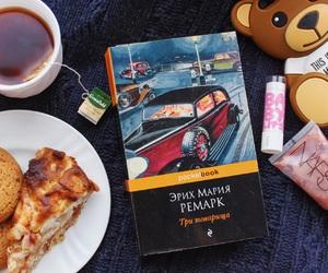 autumn, tea, and осень image
