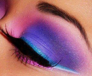 beautiful, make up, and photography image