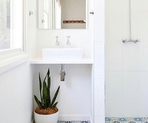 bathroom, design, and clean image