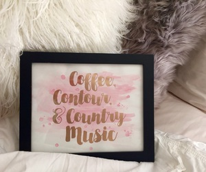 bedroom decor, coffee, and contour image