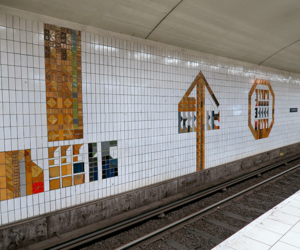 art, metro, and sweden image