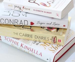 book, lauren conrad, and eat pray love image