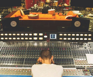 band, studio, and linkin park image