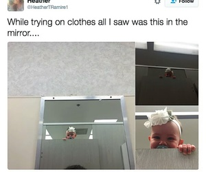 baby, funny, and hilarious image