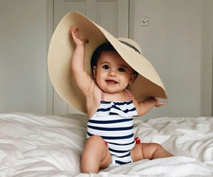 beauty, child, and cute baby image