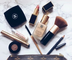 beauty, fashion, and chanel image