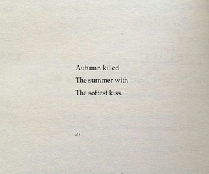 quotes, autumn, and summer image