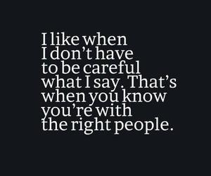 quotes, people, and friends image