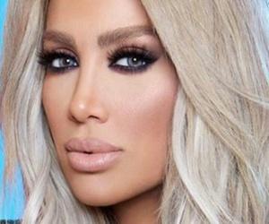 arabs, arab girl, and arabic beauty image