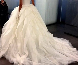 bride, dress, and wedding inspiration image