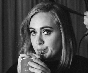 Adele, 25, and singer image