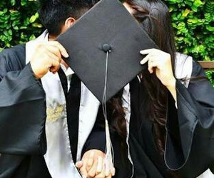 goals, graduation, and love image