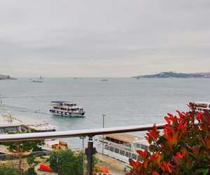 istanbul, view, and boğaz image