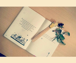 book, life, and poetry image