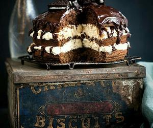 chocolate and cake image