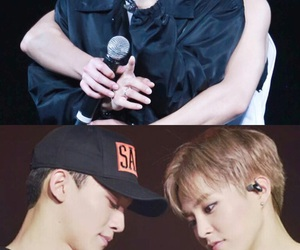 exo, Chen, and xiumin image