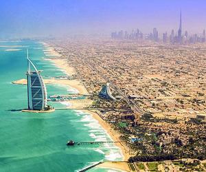Dubai, beautiful, and travel image