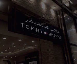 tommy hilfiger, tumblr, and shop image