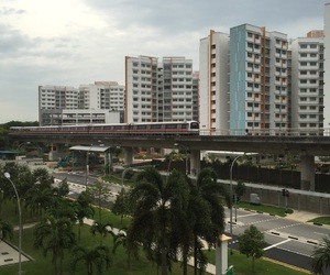 asia, building, and hdb image