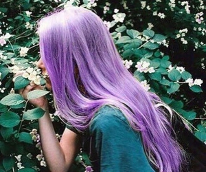 beauty, hair, and nature image