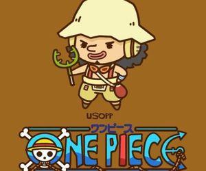 one piece and usopp image