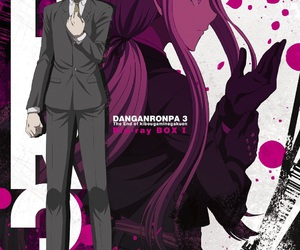 bd, package, and danganronpa image