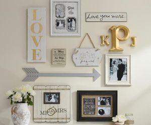 decorations, custom framing, and diy image