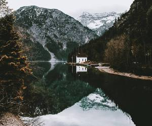 mountains and nature image