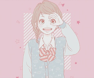 manga, girl, and shoujo image