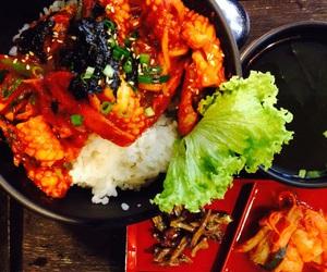food, korea, and foodporn image