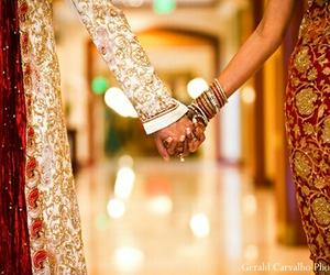 clothing, wedding, and couple image