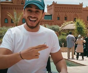 smile, saad lamjarred, and saadlamjarred image