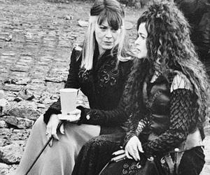 harry potter, bellatrix lestrange, and narcissa malfoy image