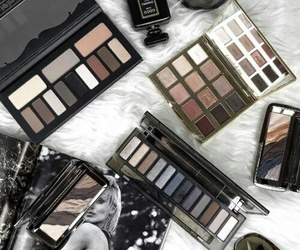 cosmetics, eyeshadow, and make up image