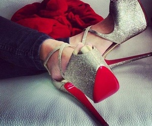 design, highheels, and party heels image