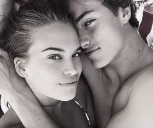luckybsmith, lucky blue smith, and stormi bree image
