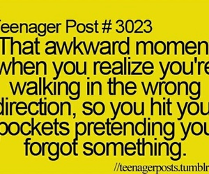 teenager post, quote, and funny image