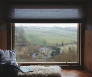 autumn, bed, and cozy image