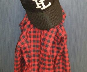 fashion, grunge, and hat image