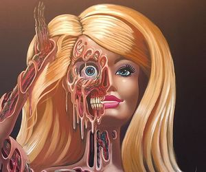 barbie and art image