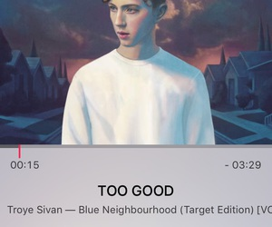 troye sivan, 2015, and too good image