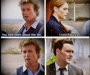 funny, secret, and the mentalist image