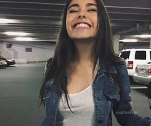 madison beer and smile image