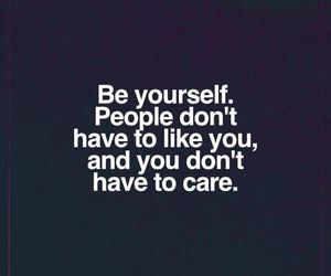 quotes and be yourself image