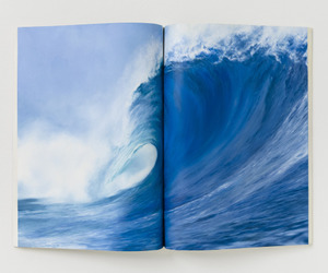 waves, book, and sea image