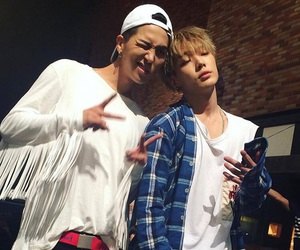 bobby, Ikon, and winner image