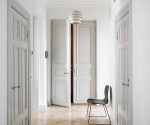 apartment, corridor, and elegant image