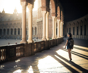 andalucia, Greece, and seville image
