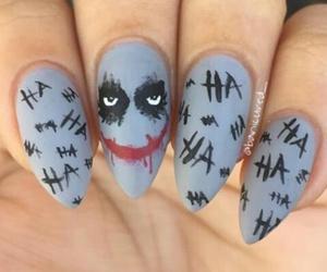 nails and joker image
