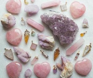 crystals, precious, and rocks image